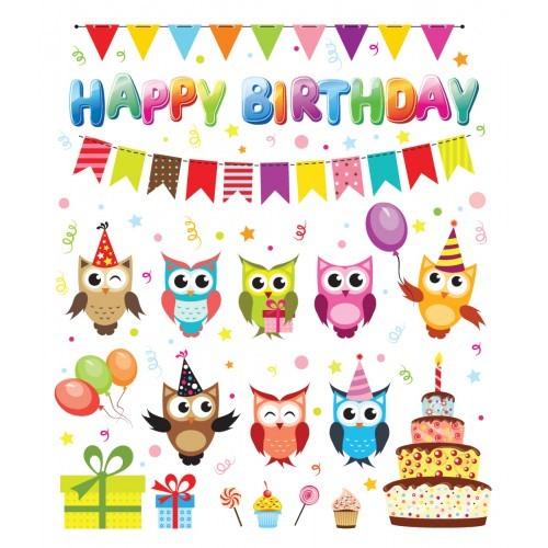 Организация дня рождения для детей 4-7 лет
